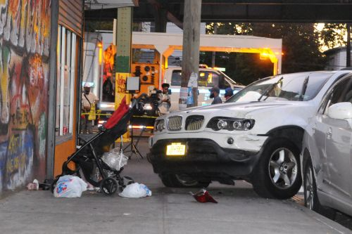 Unlicensed driver charged in death of toddler on Bronx street