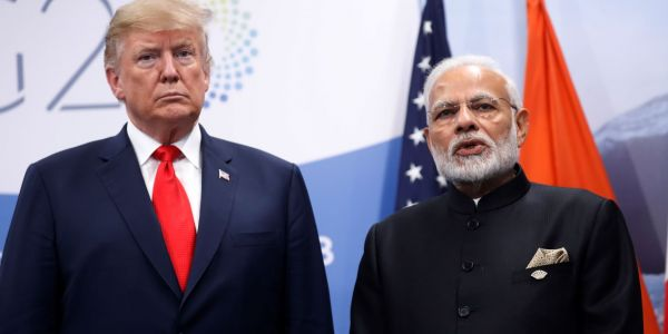 India lifted its ban on the export of hydroxychloroquine - Trump's unproven coronavirus 'cure' - hours after the president threatened 'retaliation' if it didn't do so