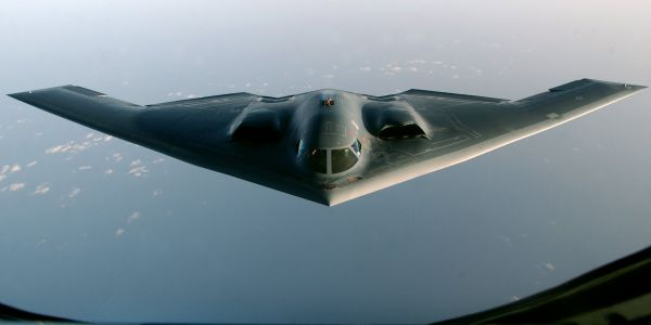 The legendary B-2 stealth bomber made its first flight 30 years ago today - here's why it's still one of the world's most feared warplanes