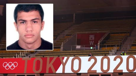 Algerian athlete who withdrew from Tokyo Olympics to avoid clash with Israeli faces action from judo bosses over 'discrimination'