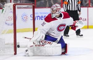 Paul Byron scores twice, Canadiens beat Senators 5-2