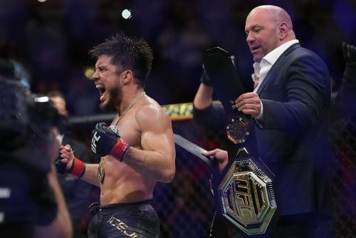 Twitter Mailbag: Is Dana White right that it's unfair for Henry Cejudo to skip featherweight line?