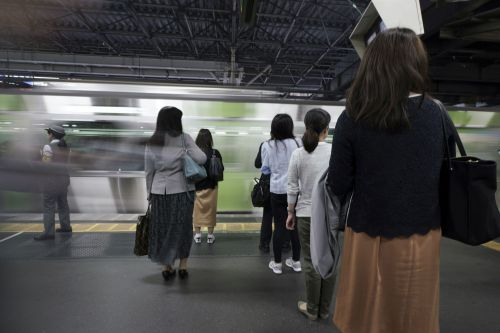 Popular anti-groping app in Japan yells 'Stop!' at harassers
