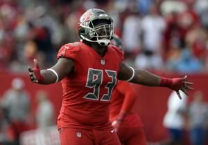 AP Source: Panthers agree to terms with DT Gerald McCoy