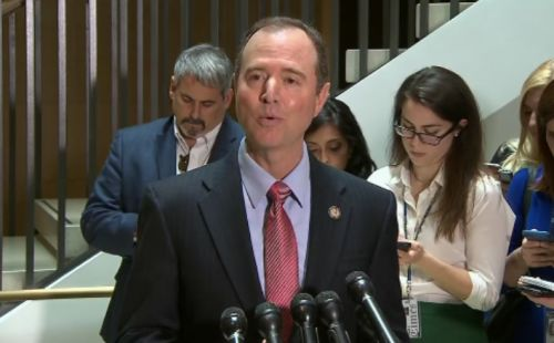 Schiff cancels 'enforcement' meeting after Justice Department offers to share Mueller documents