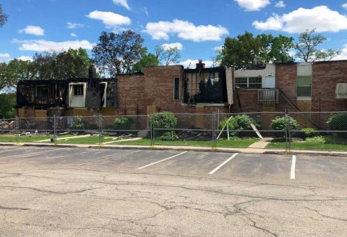 Red Cross helps Fairfield families rebuild after massive apartment fire