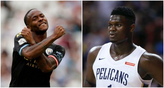 Raheem Sterling's $120 million Air Jordan deal would elevate him above Zion Williamson's earnings with the iconic shoe brand
