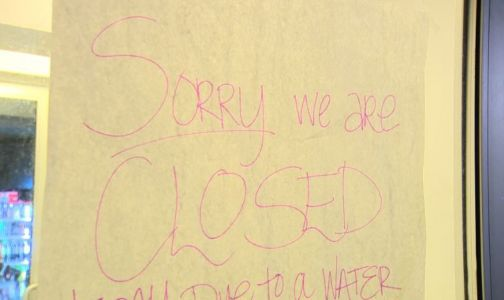 Neighbors, businesses left waiting for answers following large water main break