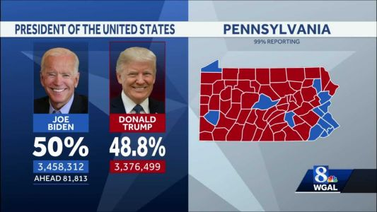 Today is deadline for Pennsylvania counties to certify election results