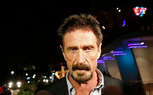 Antivirus magnate John McAfee has been indicted on federal charges related to 'the fraudulent promotion of cryptocurrencies'