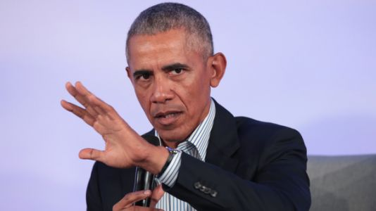Former President Obama: 'Let's Not Excuse Violence Or Participate In It'