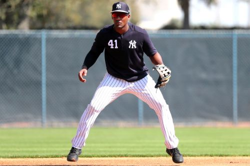 Miguel Andujar just playing through chatter surrounding him