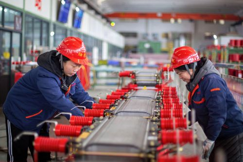 China's economy continued to grow last year despite COVID-19 crisis