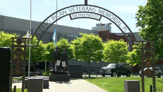 Puerto Rican Veterans Memorial vandalized on Memorial Day weekend