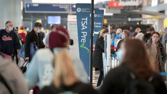 Air Travel High: TSA Screens 1 Million For First Time Since March