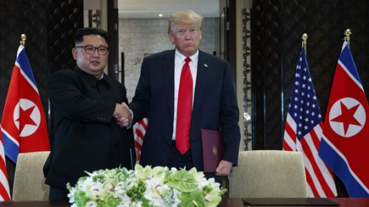 After The Trump-Kim Summit, U.S. And North Korea Appear As Far Apart As Ever