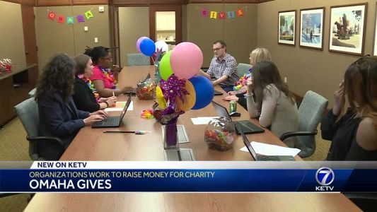 Omaha Community Foundation prepping for Omaha gives challenge