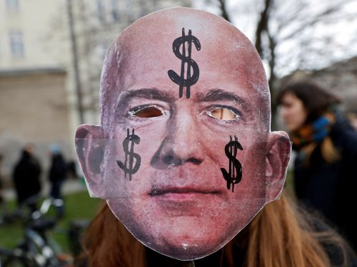 The world's wealthiest people are losing billions in the coronavirus pandemic - except for Jeff Bezos, who has added $6 billion to his fortune in 2020 as Amazon sales surge
