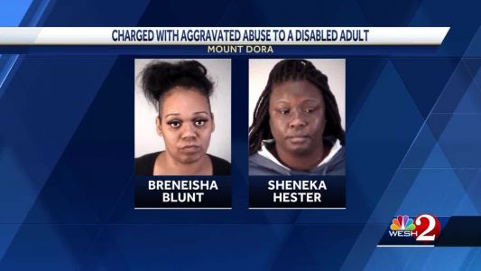 4 group home employees charged with abusing woman with disabilities in Mount Dora