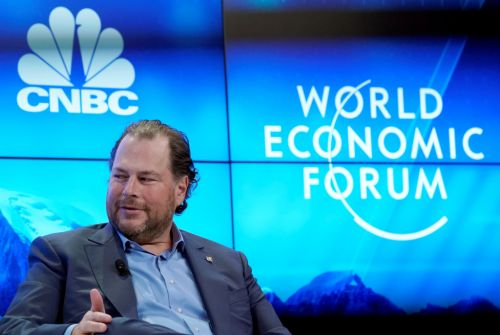 Salesforce Founder Marc Benioff: What Business School Never Taught Me