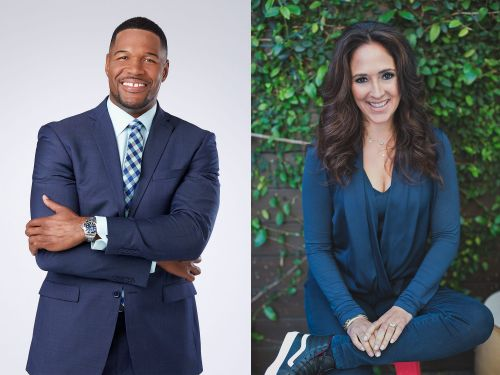 Starting Up | SMAC cofounders Michael Strahan and Constance Schwartz-Morini
