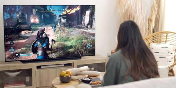 The best monitor for gaming might actually be this LG OLED TV