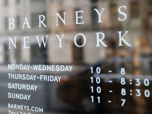 All Barneys stores could close as part of a tentative $271 million deal