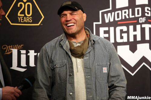 Randy Couture still lobbying for changes in Ali Act to add MMA fighters to mix