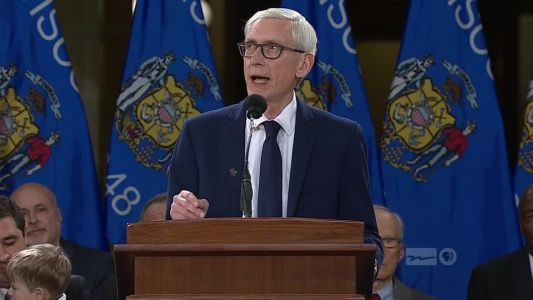 Gov. Evers to call for bipartisanship in tonight's State of the State address