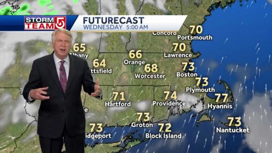 Video: Sunshine back in forecast in wake of Isaias