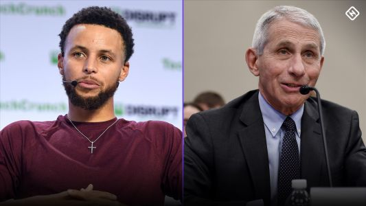 Stephen Curry Discusses COVID-19 with Dr. Anthony Fauci in Instagram Q&A Session