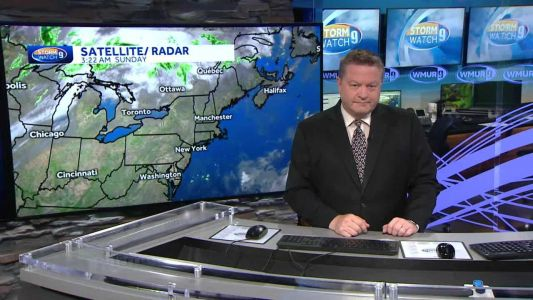 Watch: Cloudy today