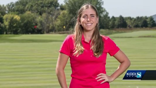 Iowa State plans emotional tribute for slain golfer