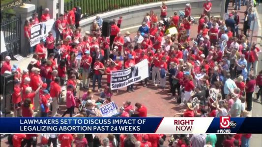 Pro-life rally held in Boston