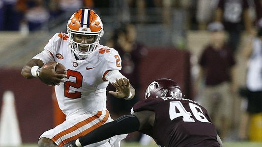 Kelly Bryant's future uncertain at Clemson after Trevor Lawrence announced starter