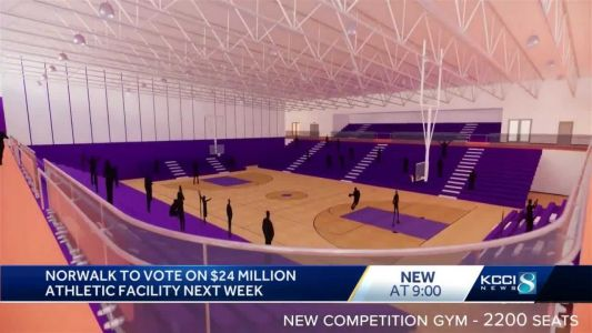 Fate of $24M Norwalk Physical Education Center rests in voters' hands