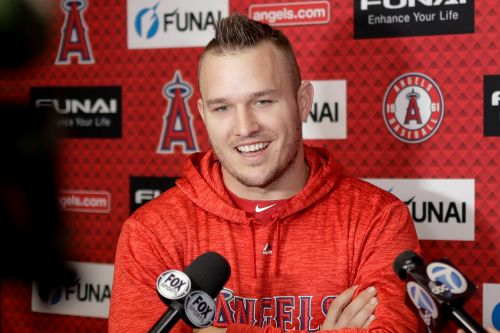 Phillies fans have begun the all-out Mike Trout recruitment