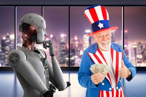 Brave New World: Uncle Sam is taxing robots as companies invest in advanced tech