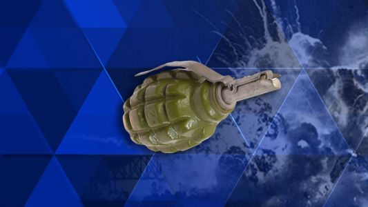 Angler snags apparent live grenade in NW Indiana river
