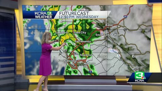 Rain on the way! Here's what to expect from this storm