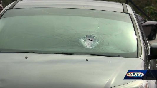 Bullitt County sheriff warns of people throwing objects at moving cars