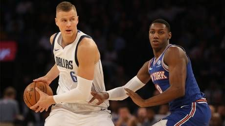 'The boos were on another level': Fans lash out at ex-New York Knick Kristaps Porzingis on return to Madison Square Garden