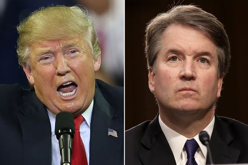 Trump still stands by Kavanaugh as more sexual misconduct allegations surface