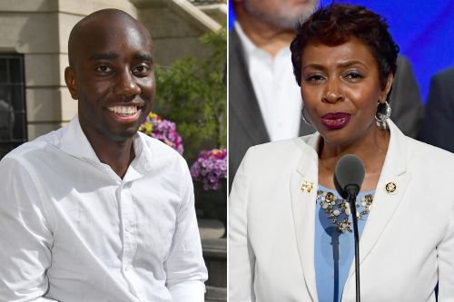 30-year-old hoping to unseat longtime congresswoman Yvette Clarke