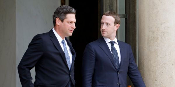 A Facebook executive rallied support for Kavanaugh's Supreme Court nomination, a new book says