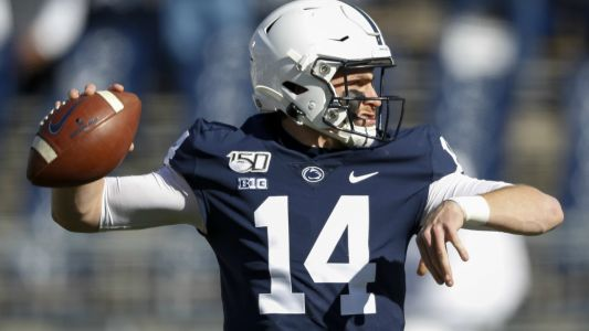 Penn State quarterback Sean Clifford says he received death threats after loss to Minnesota