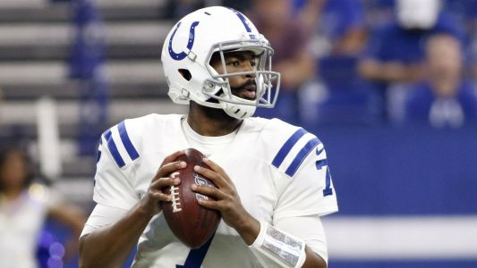 Andrew Luck retires: Who is Jacoby Brissett and can he fill Colts' QB void?