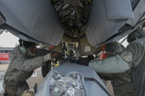 Conventional Rotary Launcher upgrade tested