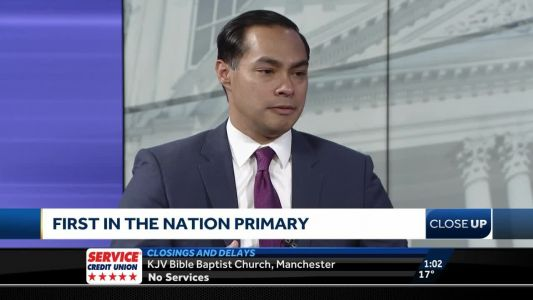 CloseUP: Julián Castro says he would 'work hard on everybody's behalf'