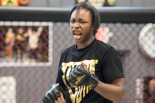 Claressa Shields, world's greatest female boxer, is coming for the MMA crown